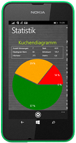 SiDiary auf Windows Phone